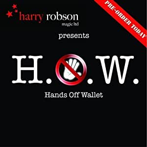 HOW Wallet by Harry Robson by Harry Robson