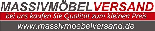 Luxus Regal Kernbuche massiv Tischlerqualität teilmontiert geliefert - 6