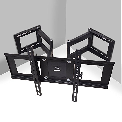 Sunydeal Tv Bracket Wall Mount Corner Articulating Arm For
