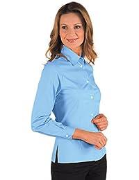 Abbigliamento it azzurra camicia Isacco Amazon dIZHwqH