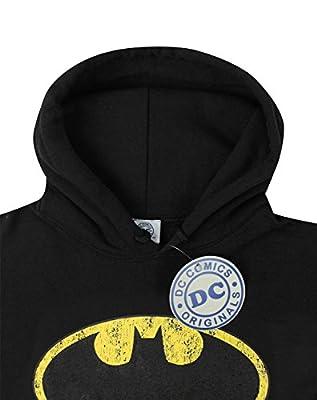 Batman Hommes Sweat À Capuche