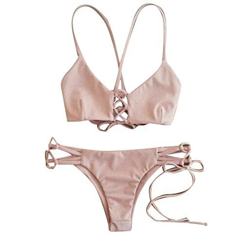 Arrowhunt-Womens-Halter-Cut-Out-Hollow-Push-Up-Bandage-Bikini-Set