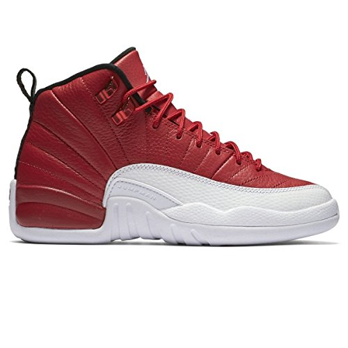 Nike Herren Air Jordan 12 Retro BG Basketballschuhe, Rojo (Rojo (Gym Red/White-White-Black)), 40 EU