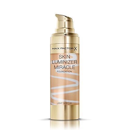 Max Factor Skin Lionizer Foundation, 4 Light Ivory