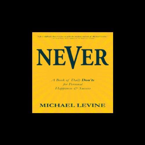 Never  Audiolibri