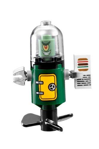 Imagen 5 de LEGO Bob Esponja 3815 - Heroicos Héroes de las Profundidades
