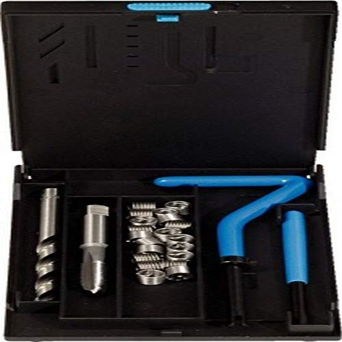 KS Tools 150.6120 Nirostahl Gewinde-Reparatur-Satz M12x1,5x16,5mm, 14-tlg.