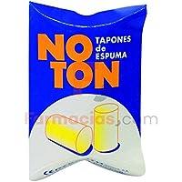 Tapones Oído Espuma Noton Ecopack 2 Ud - Aislan el Ruido preisvergleich bei billige-tabletten.eu