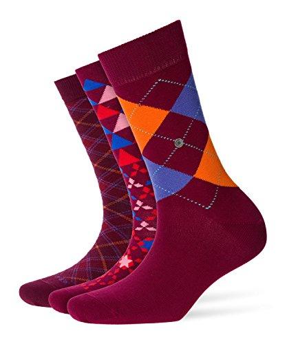 Burlington Damen Socken Ladies Gift Pack Mehrfarbig (Sortiment 0010), 36/41