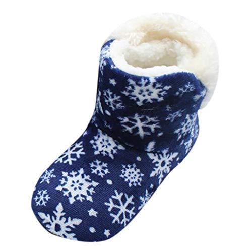 TPulling Damen Winter Schneestiefel Warm Gefütterte Winter Stiefeletten Schlupfstiefel Boots Pelz Stiefel Winterstiefel Warm Outdoor Snowboots -