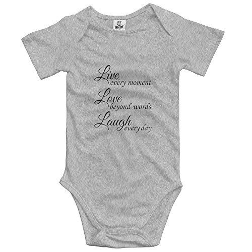 Bodys & Einteiler,Babybekleidung, Baby one-Piece Suit,Baby Jumper,Pajamas, Valentine's Day Love Baby Bodysuit 100% Cotton Cute Baby 0-24 Months - Pyjama-hose Valentines Day
