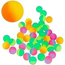 Spielzeug 20pcs Springball Hüpfball Bouncing Ball Marienkäfer Design Kinder Spielzeug
