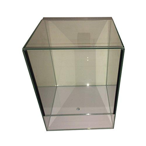 Glas Terrarium Glasterrarium 20x20x30 20 30 Falltür Aquariumimpex