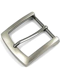 ZINC DIE CAST BELT BUCKLE (ANTIQUE SILVER LOOK) suitable for snap fit belts 1.5 inches wide(38-40 mm)