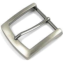Bucklebox ZINC BOUCLE DE CEINTURE (SILVER ANTIQUE REGARD). Convient pour  ceintures jusqu  45710770007