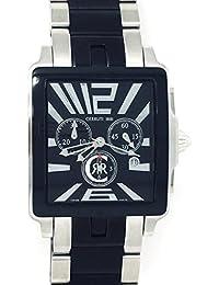 Cerruti 1881crwb001e221g Hombres Cronógrafo Reloj acero inoxidable de 40mm negro