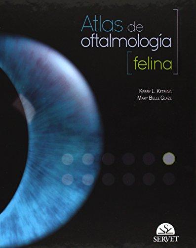 Atlas de oftalmología felina
