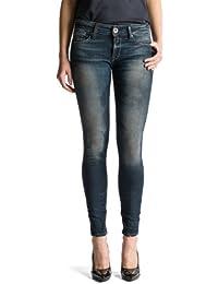 Replay Damen Skinny Hose Luz WX689 L.I.F.E Collection