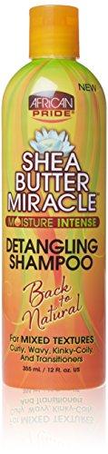 Shea Butter Miracle Detangling Shampoo 355ml