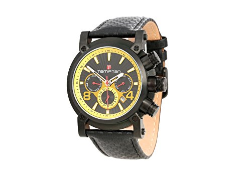 Exclusive Temptan Titan Automatikuhr TI05-0028BL-s-ge Herrenuhr Armbanduhr