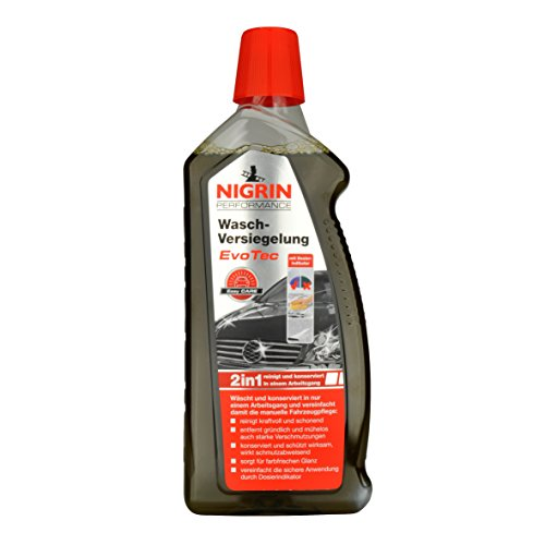 Price comparison product image Nigrin 73876 Evotec Wash Sealant, 1000 ml