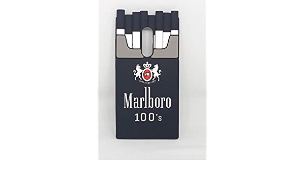 Aarnik 3D Marlboro 100's Cigarette Design Soft: Amazon in