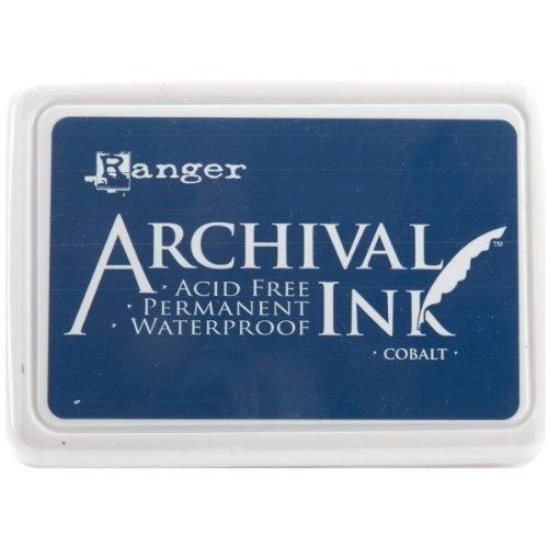 Ranger ARCHIVAL Ink Pads - Cobalt -