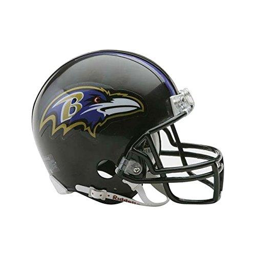 NFL Riddell Football Mini-Helm Baltimore Ravens