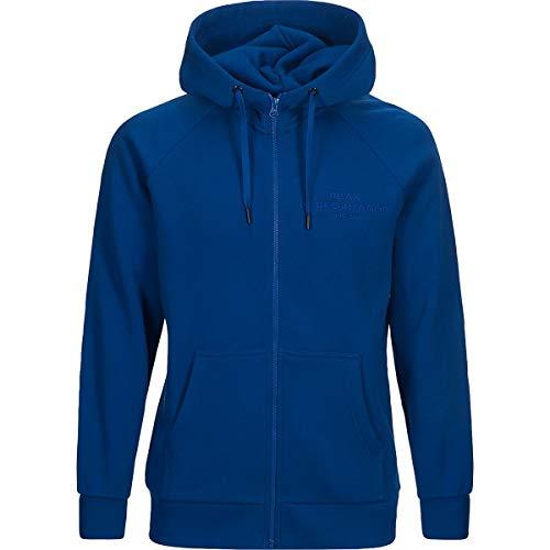 Peak Performance Herren Logo Zip Hoodie Jacke Pullover Sweatshirt Kapuzenpullove Island Zip Hoodie