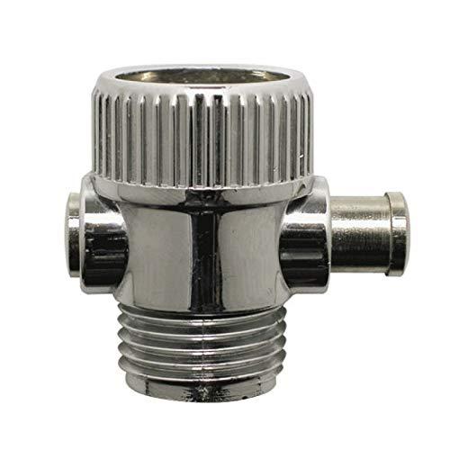 Disflex - Stop douche en ABS et laiton chromé DISFLEX