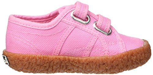 Superga  2750-naked Covj, Sneakers basses Unisexe - enfant Rosa (Pink Begonia)