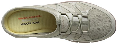 Skechers Easy Going Repute Mule Taupe