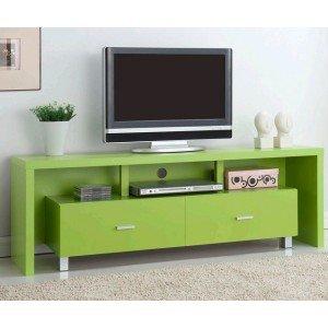 Table de télévision Kubox 39 x 150 x 51 cm Vert