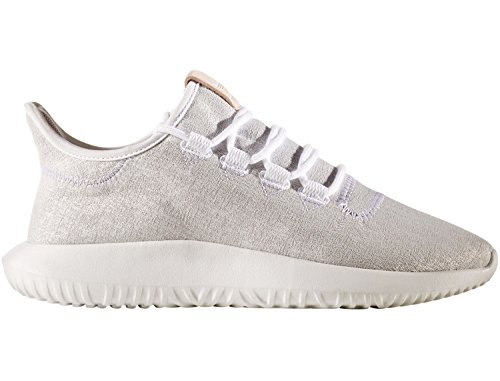 adidas Women's Tubular Shadow Trainers, White (Footwear White/Grey Two/Footwear White), 5 UK...