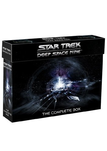 Star Trek Deep Space Nine - Die komplette Serie [48 DVDs] EU-Import mit Deutscher Tonspur!