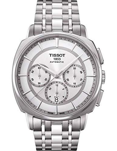 Tissot Tissot T-Lord Automatico Cronografo Acciaio inox Acciaio Mens Orologio T0595271103100