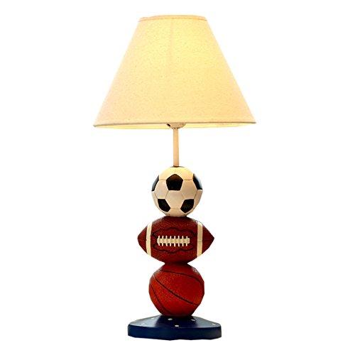 Kreatives Fan-Schlafzimmer-Tabellen-Lampen Das justierbare Harz-Tuch der Kinder kann Geschenk-Schreibtischlicht bilden (Farbe : 1) -