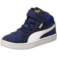 Puma 1948 Mid Pe Sneaker V, Blanco/Peacoat, 12