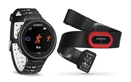 Garmin - Forerunner 630 - Montre GPS de Course à Pied Connectée avec Fonctions de Coaching - Ceinture Cardio- Fréquencemètre
