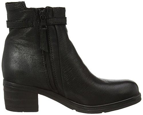 Mjus  560213-010, Bottes Classics de hauteur moyenne, doublure chaude femmes Noir - Noir