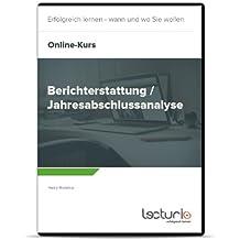 Online-Videokurs Berichterstattung / Jahresabschlussanalyse von Heinz Boderius
