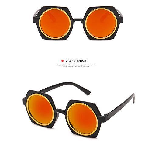 Sonnenbrille Kinder Sonnenbrille Baby Beschichtung Objektiv Sonnenbrille Fabrik Großhandel Uv400 Kind Eyewear Baby Schwarz Rot