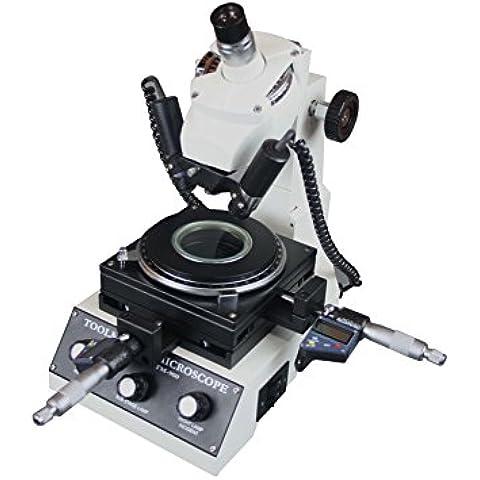 Radical Toolmaker medición Medición Industrial Microscopio w Digital micrómetro 1um