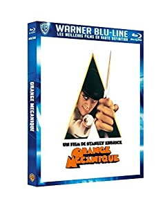 Orange mécanique [Blu-ray]
