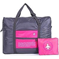 32L grande borsone da viaggio pieghevole, WITERY leggera impermeabile multifunzione valigia da viaggio pieghevole/sportiva sacchetti/imballaggio Organizer/palestra borsa - Nylon Impermeabile Borsone