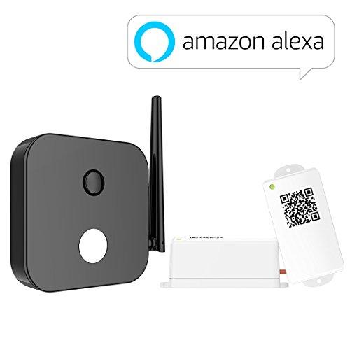 WisQo Smart Lichtschalter, 1 x Hub 2 x Empfänger, kompatibel mit Amazon...