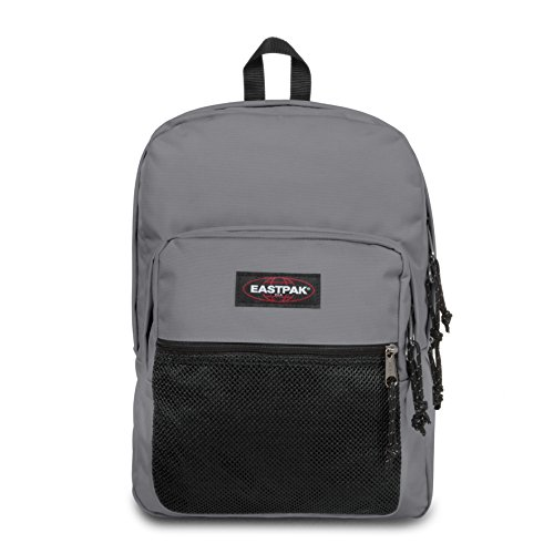 Eastpak Pinnacle Zaino Casual, 38 Litri, Grigio (Woven Grey)