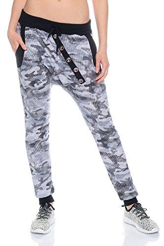 Crazy Age - Pantalon de sport - Femme CAM Grau
