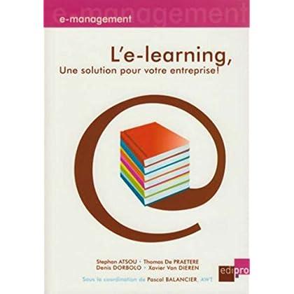 L'E-learning, une solution pour votre entreprise!