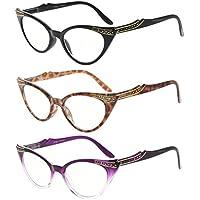 Eyekepper I lettori leggero ovale Retro occhiali da lettura Tartaruga +2.0 BvyVyy6s